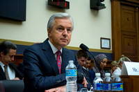 Wells Fargo CEO - house Hearing